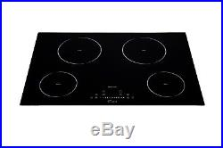 30 Electric Induction Cooktop 4 Burners