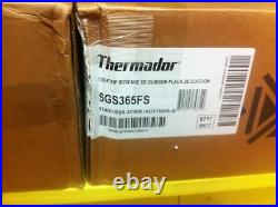 36 Thermador Gas Cook top SGS365FS (New Open Box)