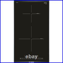 4242002848631 Bosch PIB375FB1E hob Black, Stainless steel Built-in Zone induction