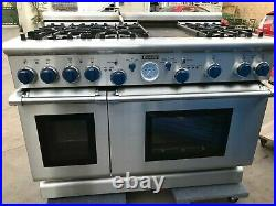 48 Thermador Stainless Range, in LA