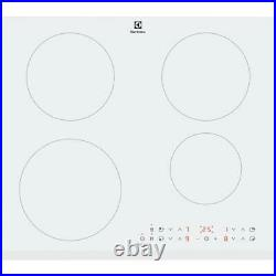 7332543670932 Electrolux LIR60430BW hob White Built-in 60 cm Zone induction hob