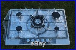 AEG HG 755440SM Gas Hob Stainless Steel