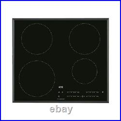AEG IKB64401FB 60cm Four Zone Induction Hob With Bevelled Edges