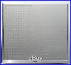 AEG Induktionskochfeld 60cm Flexzone 3 Felder großes Kochfeld silber grey grau