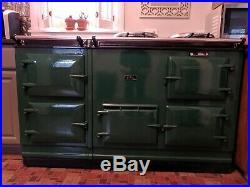Aga 60 Cast Iron gas stove