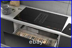 Airforce Aspira Centrale On-Board 90cm Flex Induction Hob & Downdraft Extractor