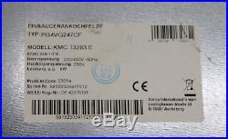 Amica KMC 13283 E autarkes Ceranfeld Glaskeramik, Typ PG4VQ247CF 6500W /CF443