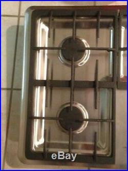 BEAUTIFUL JENN-AIR Five BURNER 36 INCH GAS COOKTOP JGC1536ADS15