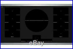 BOSCH Benchmark Series NITP666SUC 36 Induction Cooktop with 5 Cooking Zones