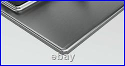 BOSCH PCP6A5B90 60cm Built-in Stainless steel Kitchen Gas Hob New