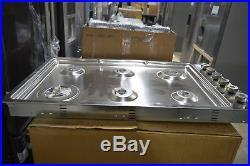Bertazzoni QB36600X 36 Stainless Natural Gas 6 Burner Cooktop NOB #24299