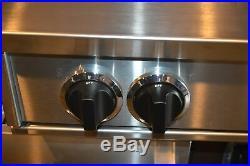 BlueStar RGTNB304BSS 30 Stainless Pro-Style Open Burner Gas Rangetop #30170 MAD