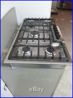 Bosch 500 Series 36 5 Sealed opti sim Burners Stainless Gas Cooktop NGM5656UC