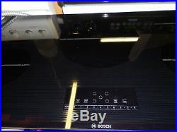 Bosch 800 36 Induction 5 Burner Cooktop Black Nit8668uc