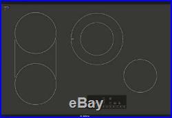 Bosch 800 Series 30 Bridge Element Smoothtop Burners Electric Cooktop NET8068UC