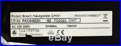 Bosch HTET785 PKC845E01 Autark Ceranfeld Kochfeld Glaskeramik 79,5 x 51,5 cm