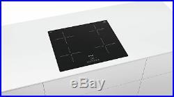 Bosch Induktionskochfeld 60cm Autark Powerboost Einbaukochfeld Timer Touch 4 NEU