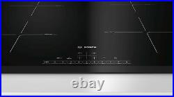 Bosch Induktionskochfeld 60cm autark Bratsensor Plus Timer Bräterzone Kombizone