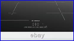 Bosch Induktionskochfeld Flexzone 60cm Autark CombiZone Timer Boost Touch Bräter