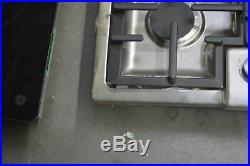 Bosch NGM8055UC 30 Stainless 5 Burner Gas Cooktop NOB #33889 CLW