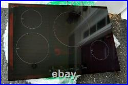 Bosch NIT3065UC 30 Induction Cooktop with Touch Control, Black
