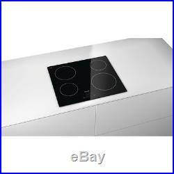 Bosch PKE611B17E Ceranfeld 60cm Schott Kochfeld Rahmenlos Glaskeramik Touch NEU
