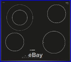 Bosch PKF651FP1E Ceranfeld 60cm SCHOTT CERAN Booster Rahmenlos Timer Sensor
