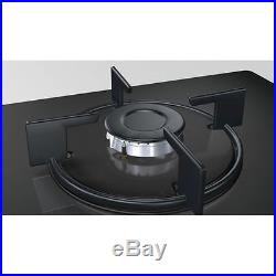 Bosch POP6B6B10 Gaskochfeld schwarz Hartglas GAS KOCHFELD HERD Design Modern