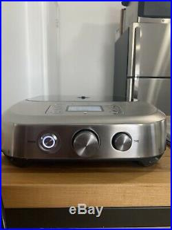 Breville PolyScience THE CONTROL FREAK Induction Cooking System CMC850BSS