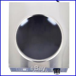 Cooker hood, Commercial Induction Burner For Wok Heavy Duty Tested 220V