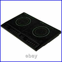 Cooktop Stove Plate Double Induction Portable Electric Kitchen 2 Burner Cooker