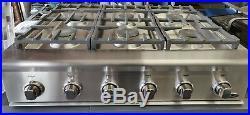 DCS CPV2366N 36 Gas Rangetop