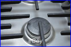 Dacor DCT365SNG 36 Stainless Natural Gas 5 Sealed Burner Cooktop NOB #24814 MAD