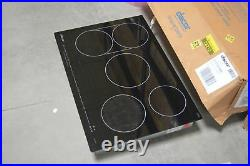 Dacor DYTT305NB 30 Black Electric Induction Cooktop NOB #28024 HL