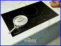 Decorelex 30 Built-In 4 burner Induction Cooktop