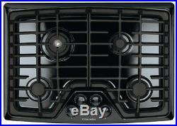 Electrolux 30 Black Gas Cook Top Cooktop Stovetop EW30GC55GB
