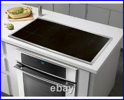 Electrolux EW36IC60LS 36 Stainless 5 Burner Induction Smoothtop Cooktop NIB