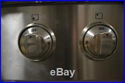 Electrolux Icon Pro 36 Stainless Steel 6 Sealed Burner Gas Rangetop E36GC76GPS