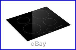 Empava 24 Induction Cooktop 4 Booster Burners Vitro Ceramic Glass EMPV-IDC24