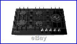 Empava 30 5 Italy Sabaf Burners Gas Stove Cooktop EMPV-30GC5L70A