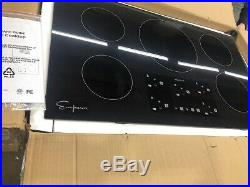 Empava 36 inch Electric Induction Cooktop Smooth Top 5 Booster Burners 240V