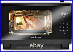 F. BLUMLEIN Countertop Steam Oven 26 Qt Roast, Steam, Bake, Broil, Ferment