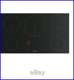 Fisher Paykel CI365DTB1 36 Black Smoothtop Electric Induction Cooktop NEW