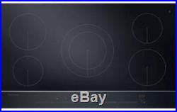 Fisher & Paykel CI365DTB2 36 Inch Electric Induction Cooktop with5 Cooking Zones