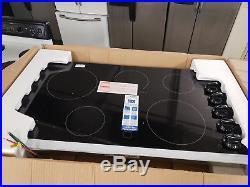 Frigidaire FFEC3624PB Black Ceramic 36-inch Smoothtop Electric Cooktop