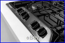 Frigidaire FFGC3010QB 30 Inch Gas Cooktop
