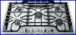 Frigidaire FGGC3047QS 30 Gas Cooktop with 450-18 000 BTU in Stainless Steel