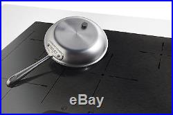 Frigidaire Pro 36 36 Inch Fpic3677rf Stainless Steel Electric Induction Cooktop
