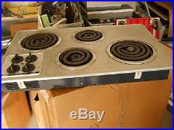Frigidare imperial cooktop electric stainess
