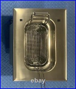 GAGGENAU 15DEEP FRYER #VF332610 VARIO 300 SERIES FOR HOMEorWORK, see pics/desc